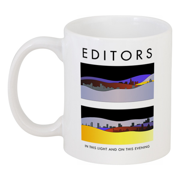 Кружка Printio Editors editors editors in dream