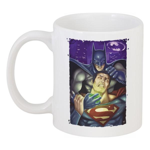 Кружка Printio Бэтмен и супермен запуск брат супермен бэтмен t рубашки с бэтмен любителей любителей футболку любовь 186