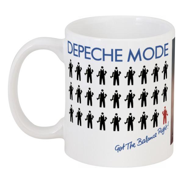 Кружка Printio Depeche mode музыкальный сувенир кружка depeche mode группа лого