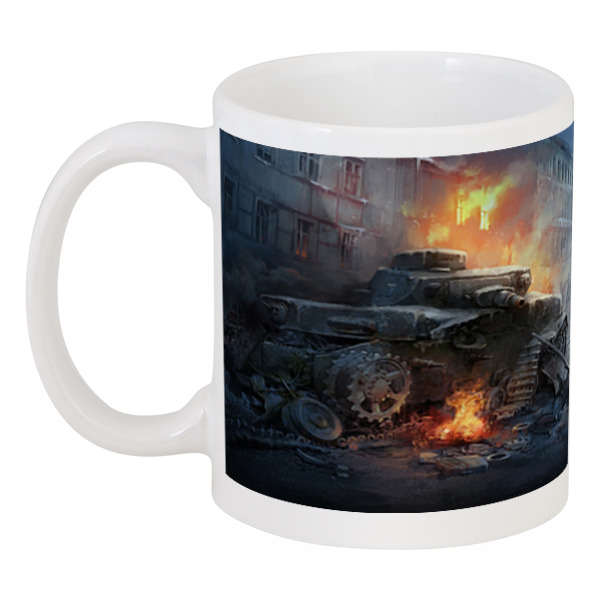Кружка Printio World of tanks кружка printio world of tanks