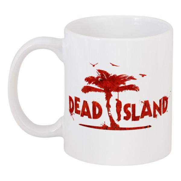 Кружка Printio Dead island john escott dead man s island