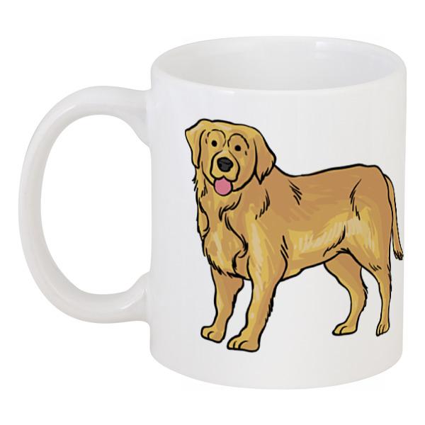 Кружка Printio Любимый пёс кружка любимый внук с рисунком