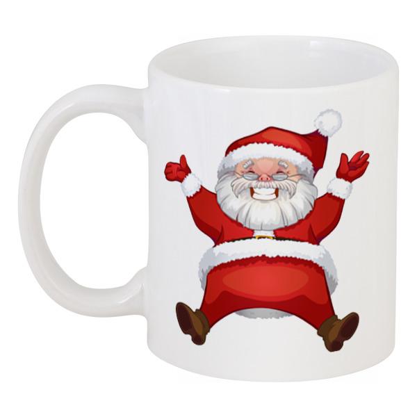 купить Кружка Printio Санта клаус по цене 560 рублей