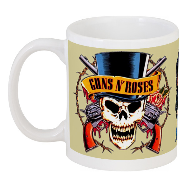 Кружка Printio Guns n' roses guns n roses guns n roses use your illusion 1