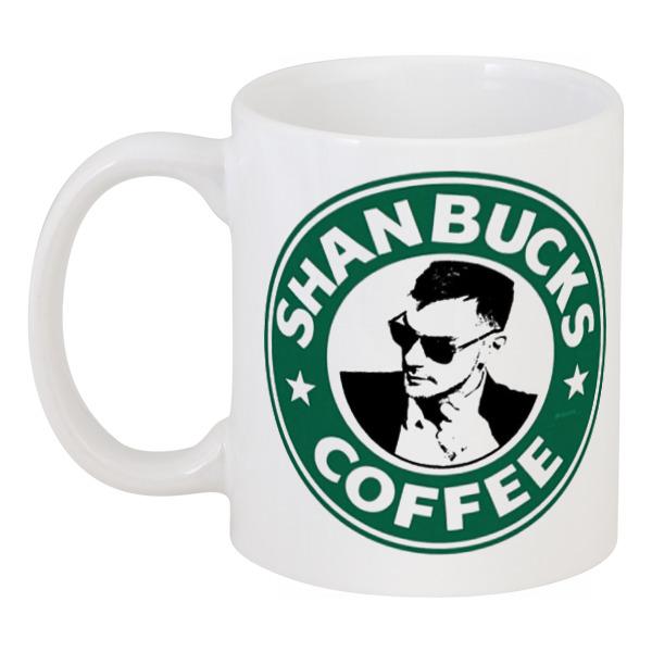 Кружка Printio Shanbucks coffee 3d кружка printio sailor mars