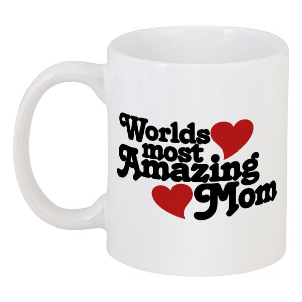 Кружка Printio Лучшая мама в мире кружка лучшая мама 380 мл