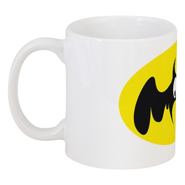 Кружка Printio Летучая мышь (бэтмен)