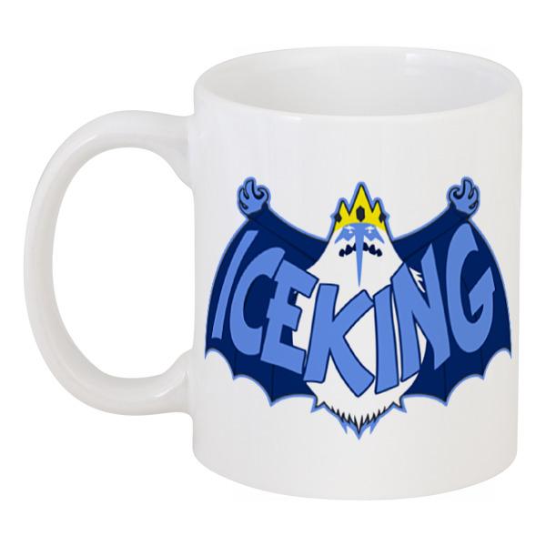 Кружка Printio Ледяной король (времени приключений) цена