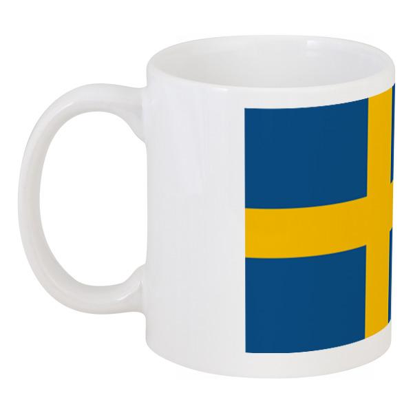 Кружка Printio Шведский флаг худи print bar флаг швеции
