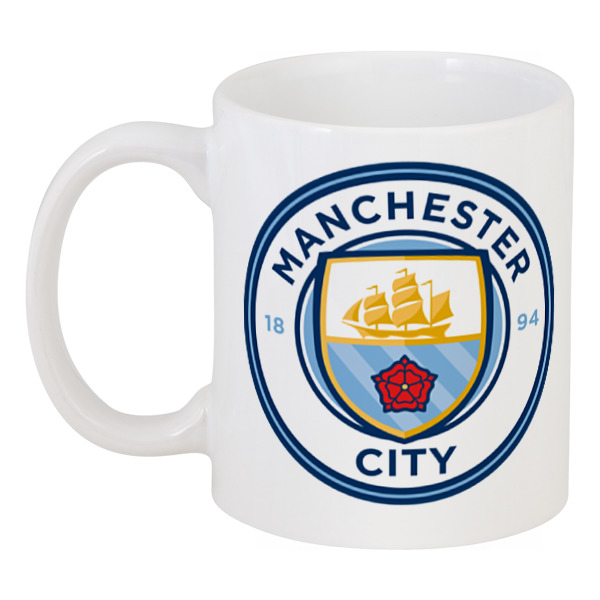 Кружка Printio Manchester city кепка printio manchester city