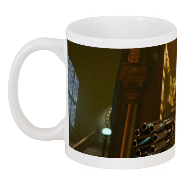 Кружка Printio Bioshock bioshock infinite цифровая версия