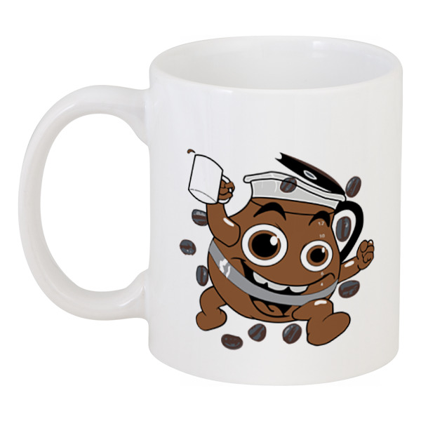 Printio Заварник с кофе кружка printio кофе