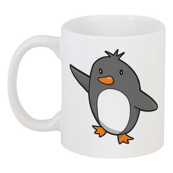 Кружка Printio Пингвин артем тихомиров мой пингвин isbn 9785449063182