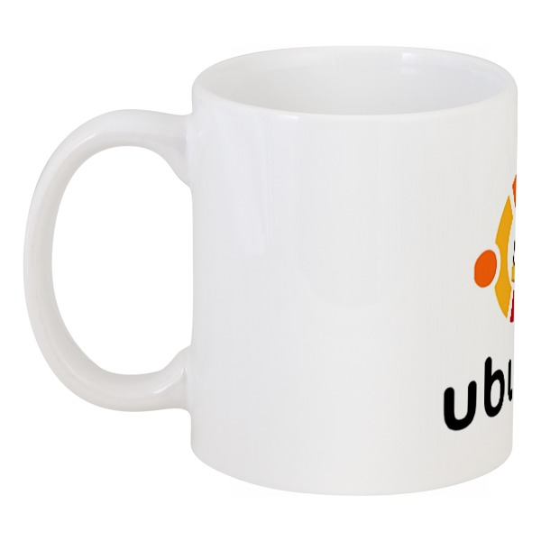 Printio Ubuntu кружка пивная printio ubuntu