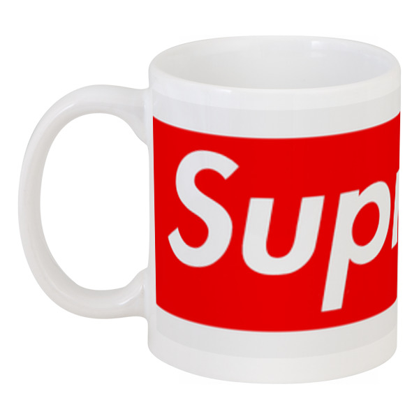 Кружка Printio Supreme - 1 supreme democracy