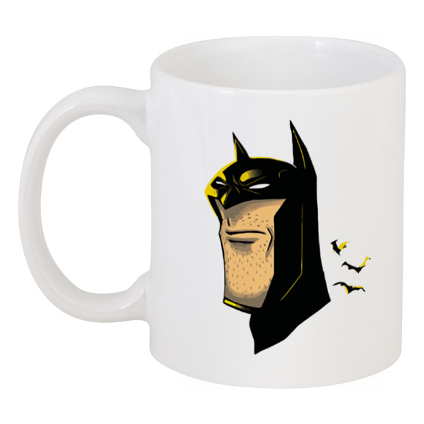 Кружка Printio Бэтмен (batman) batman detective comics volume 4 the wrath