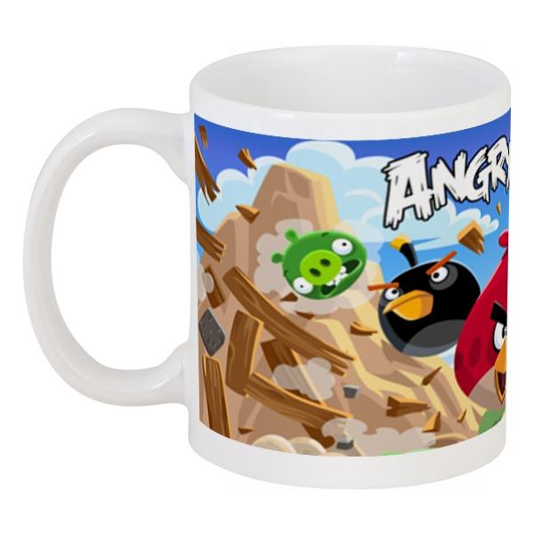 Кружка Printio Angry birds жевательная конфета angry birds в стиках 25гр