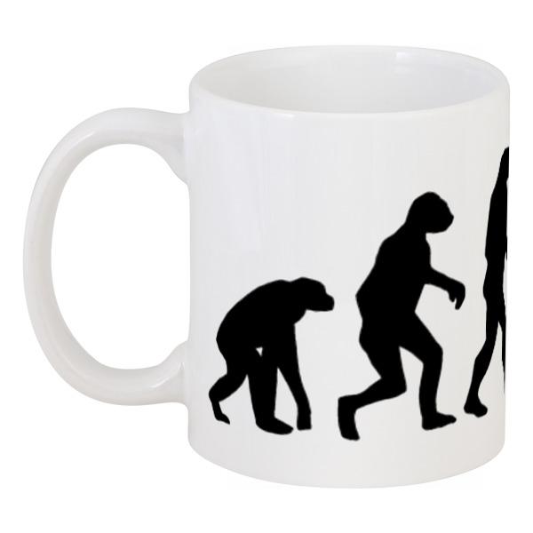 Кружка Printio Эволюция виргиния эволюция сознания