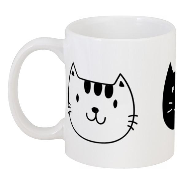 Кружка Printio Милые котики