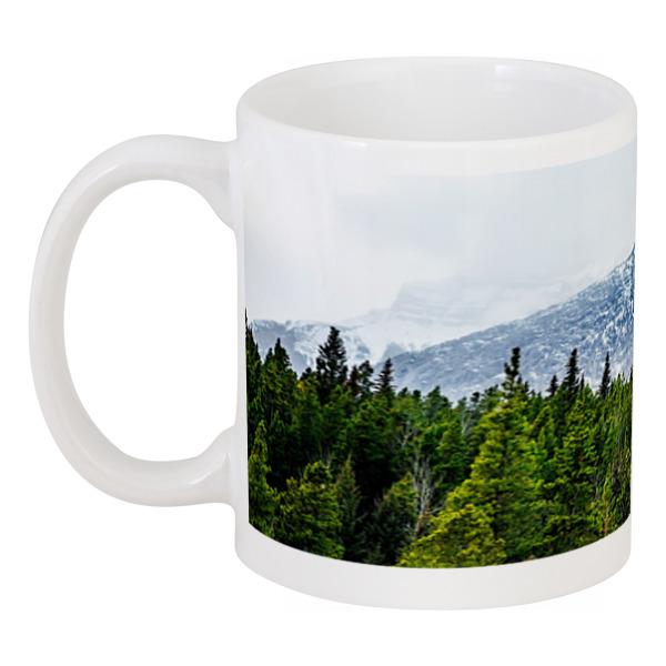 Кружка Printio Ледяная гора