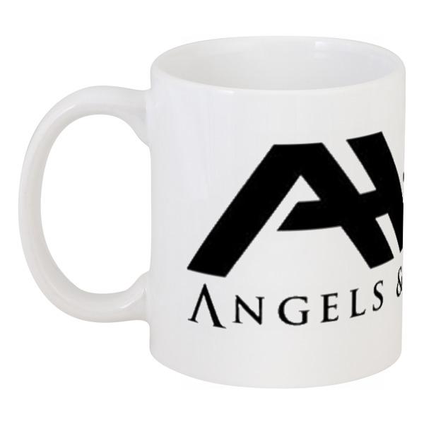 Кружка Printio Angels & airwaves футболка с полной запечаткой для девочек printio astronaut angels and airwaves