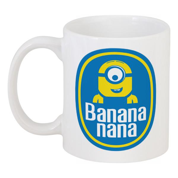 Кружка Printio Миньон банана кружка printio миньон банана