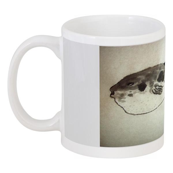 Кружка Printio Рыба фугу рыба собака в киеве