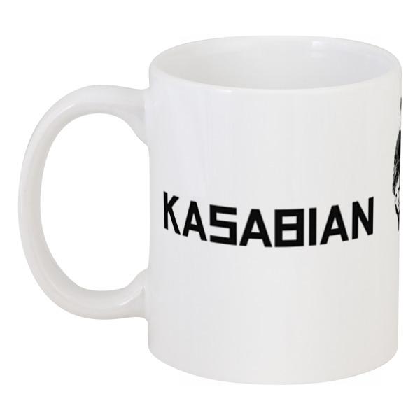 Кружка Printio Kasabian kasabian ferrara