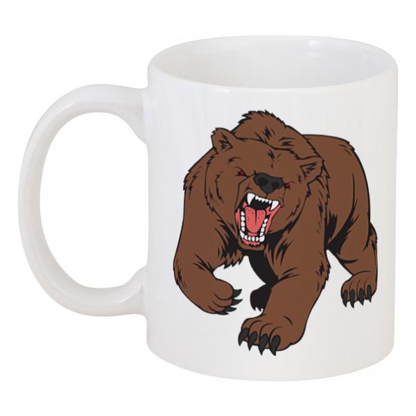 Кружка Printio Bear / медведь лонгслив printio bear beer медведь и мед