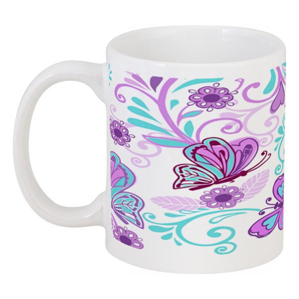 Printio Цветные бабочки цена и фото