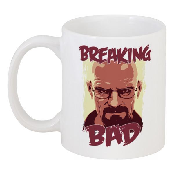 Кружка Printio Во все тяжкие (breaking bad) кружка printio breaking bad simpsons