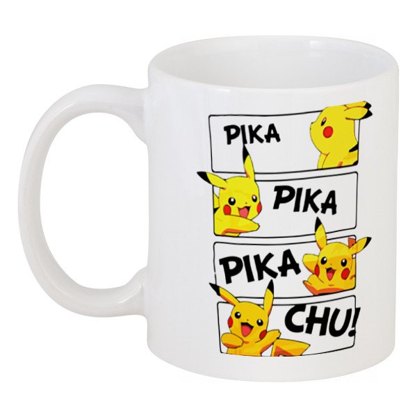 Кружка Printio Покемон ( pokemon )