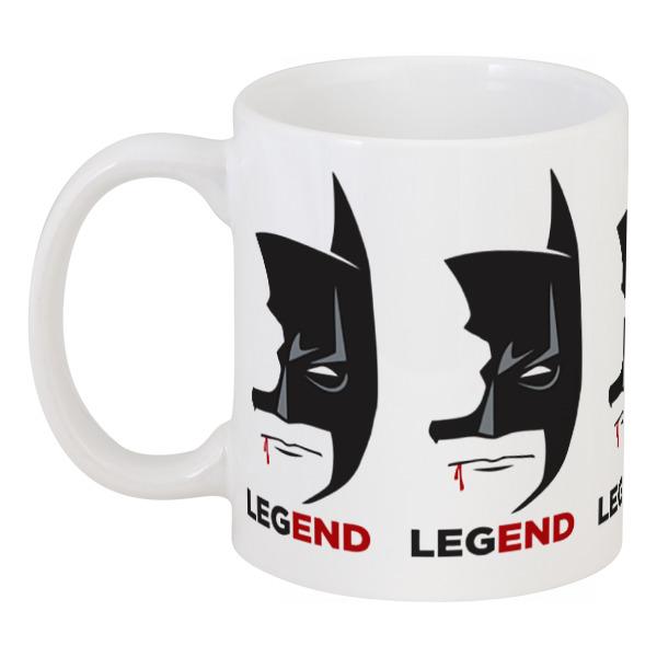 Кружка Printio Бэтмен (batman)