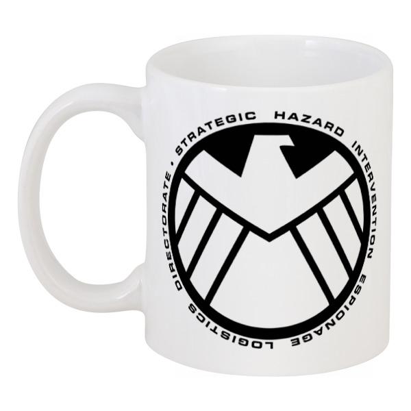Кружка Printio Щит (мстители) плакат a3 29 7x42 printio avengers shield мстители щит
