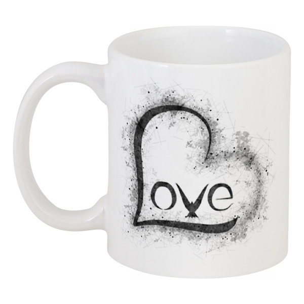 Кружка Printio Love cup