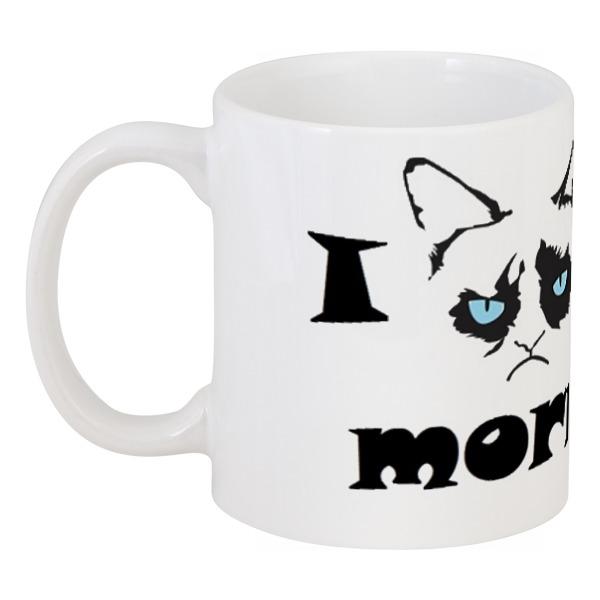 Кружка Printio Grumpy cat кружка printio cat night
