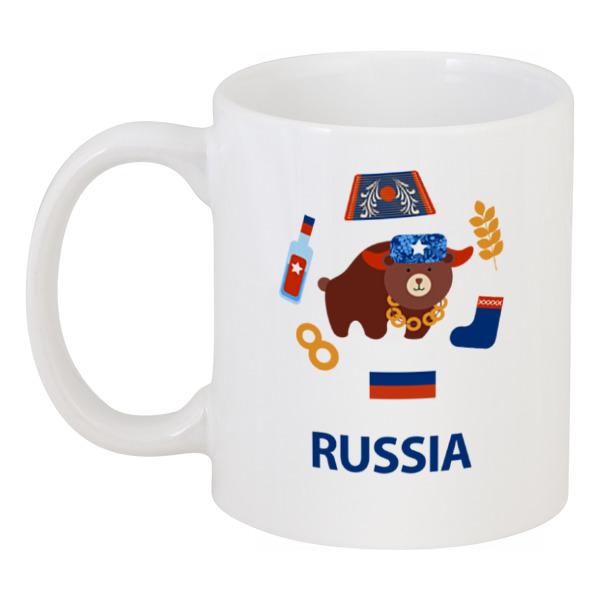 Кружка Printio Россия