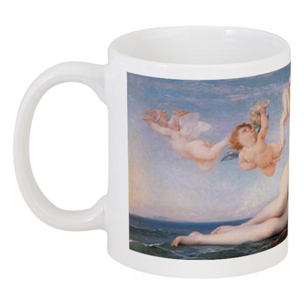 Кружка Printio Рождение венеры (картина кабанеля)