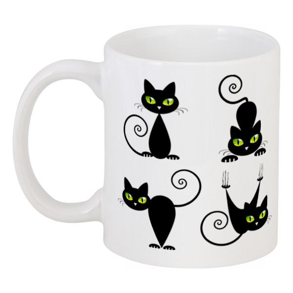Кружка Printio Кошки 7 для кошки