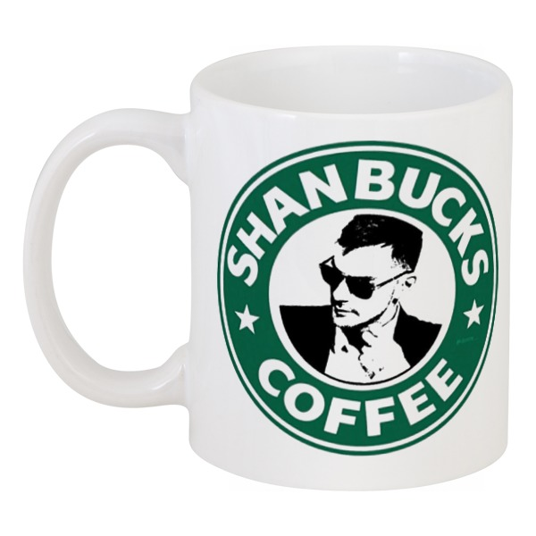 Кружка Printio Shanbucks coffee