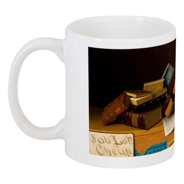 Кружка Printio Книги дешёвого лота (уильям харнетт) уильям пол янг ева