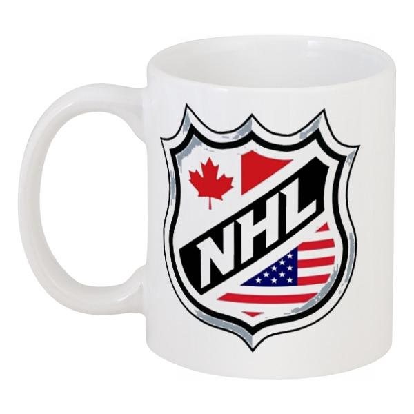 Кружка Printio Национальная хоккейная лига кепка printio национальная хоккейная лига