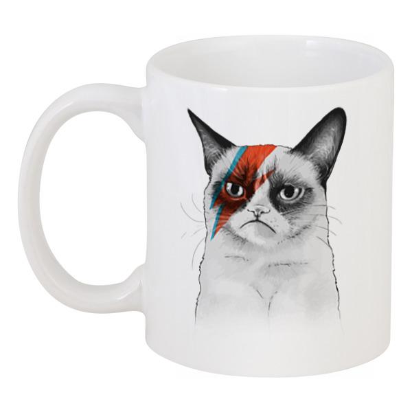 Кружка Printio Грустный кот (grumpy cat) кружка printio грустный кот grumpy cat