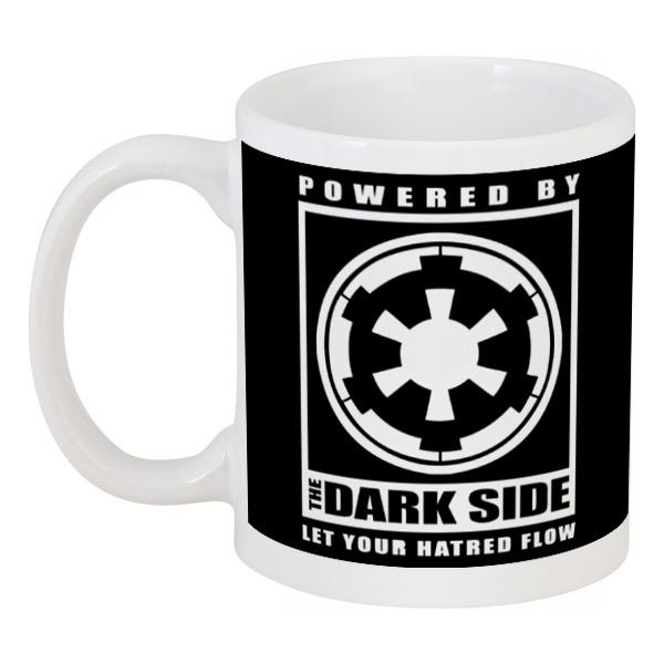 Кружка Printio Темная сторона (звездные войны) цена