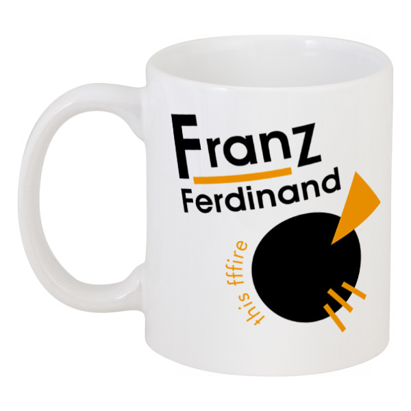 Кружка Printio Franz ferdinand franz ferdinand franz ferdinand covers e p remixes volume 1 lp