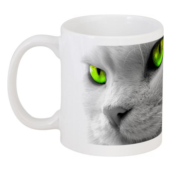 Кружка Printio Зеленоглазая кошка анатолий ярмолюк зеленоглазая моя погибель