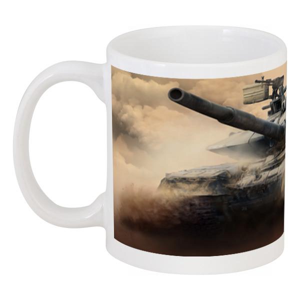 Кружка Printio Armored warfare