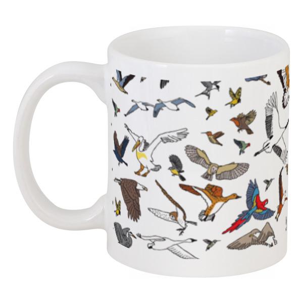Кружка Printio Птицы кружка printio птицы и пчёлы