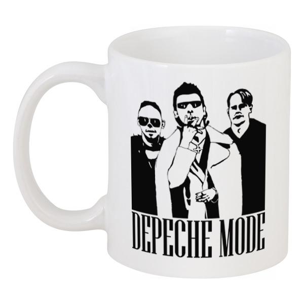цена на Кружка Printio Depeche mode