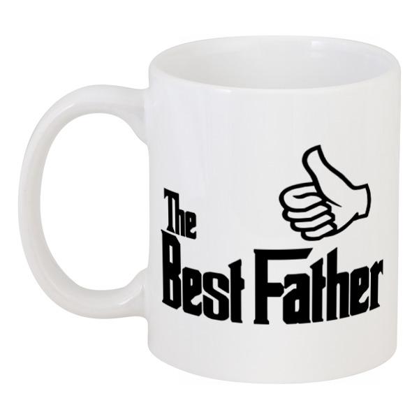 Кружка Printio Лучший отец